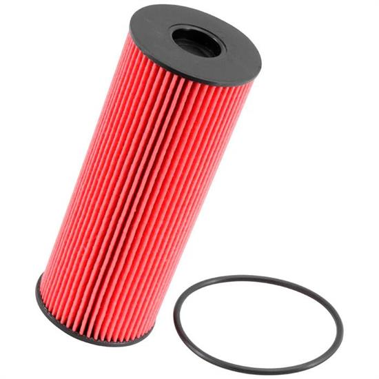 K&N PS-7008 Pro Series Oil Filter, Mercedes Benz 2.2L-5.5L