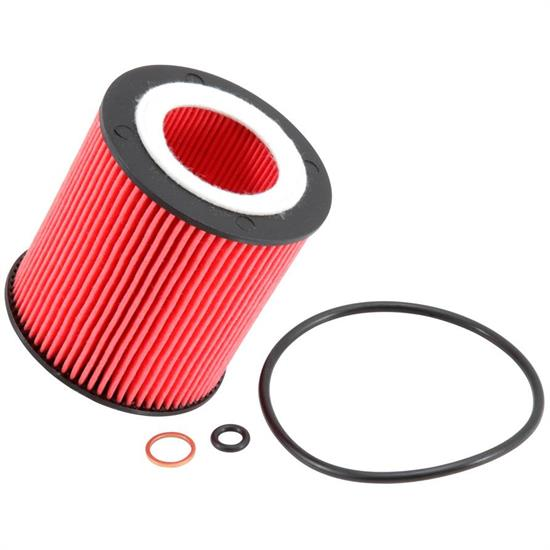 K&N PS-7014 Pro Series Oil Filter, BMW 1.6L-3.0L