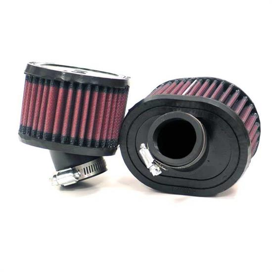 K&N R-0642 Performance Air Filters, 2.75in Tall, Oval