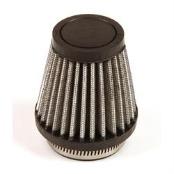 K&N R-1060 Performance Air Filters, 3in Tall, Round Tapered