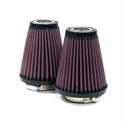 K&N R-1082 Performance Air Filters, 4in Tall, Round Tapered