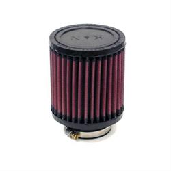K&N RA-0500 Performance Air Filters, 4in Tall, Round