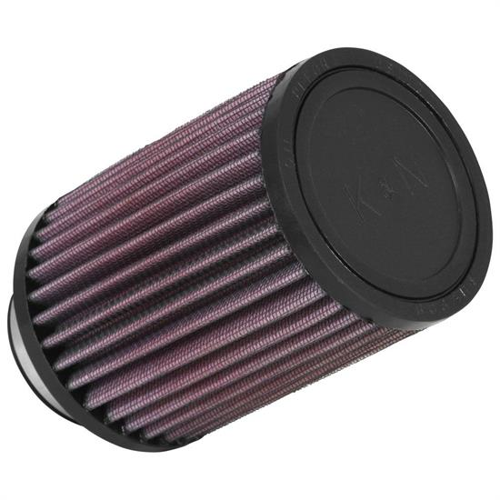 K&N RA-0510 Performance Air Filters, 5in Tall, Round