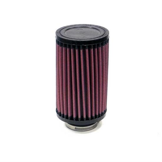 K&N RA-0520 Performance Air Filters, 6in Tall, Round