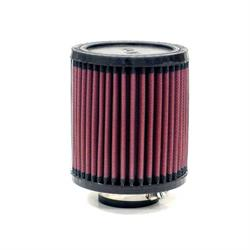 K&N RA-0540 Performance Air Filters, 5in Tall, Round