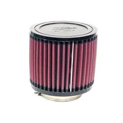 K&N RA-0600 Performance Air Filters, 4in Tall, Round