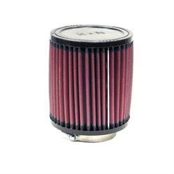 K&N RA-0610 Performance Air Filters, 5in Tall, Round
