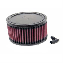 K&N RA-0670 Performance Air Filters, 3in Tall, Round