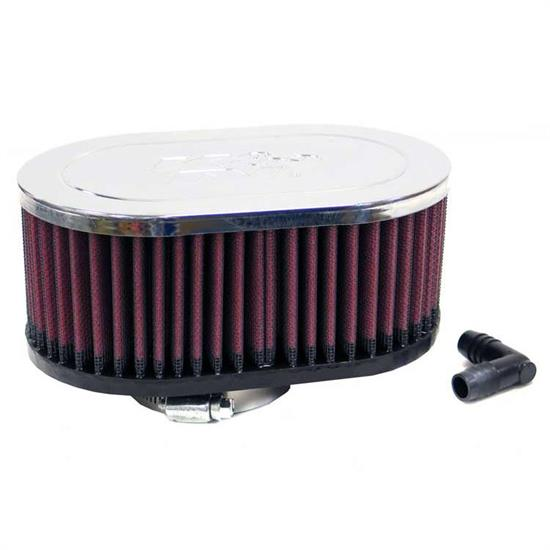 K&N RA-072V Performance Air Filters, Opel 1.0L-1.3L