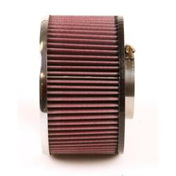 K&N RA-096V Performance Air Filters, 4in Tall, Round