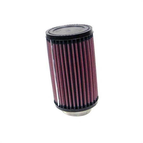K&N RB-0520 Performance Air Filters, 6in Tall, Round