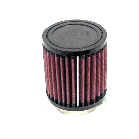 K&N RB-0600 Performance Air Filters, 4in Tall, Round