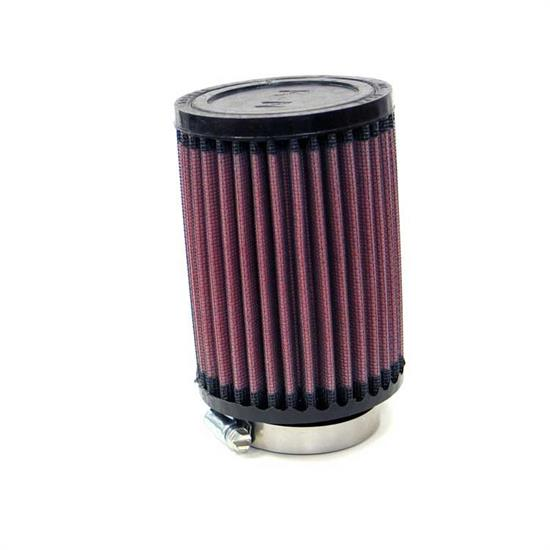 K&N RB-0610 Performance Air Filters, 5in Tall, Round