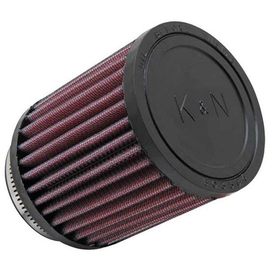 K&N RB-0700 Performance Air Filters, 4in Tall, Round