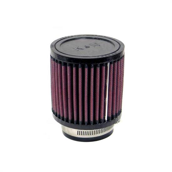 K&N RB-0800 Performance Air Filters, 4in Tall, Round