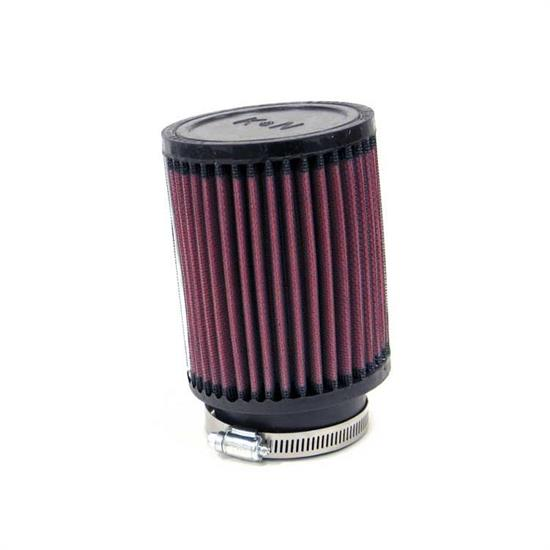 K&N RB-0810 Performance Air Filters, 5in Tall, Round