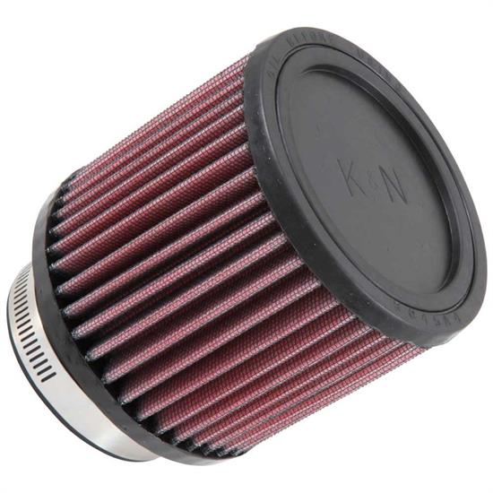 K&N RB-0900 Performance Air Filters, 4in Tall, Round