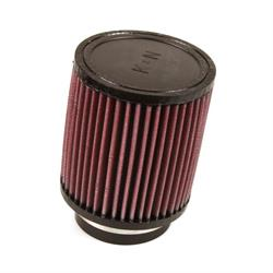 K&N RB-0910 Performance Air Filters, 5in Tall, Round
