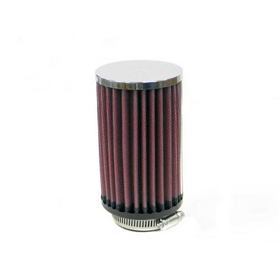 K&N RC-0410 Performance Air Filters, 5in Tall, Round