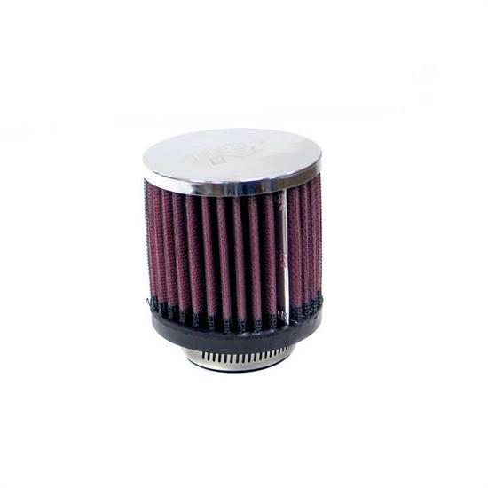 K&N RC-0870 Performance Air Filters, 3in Tall, Round