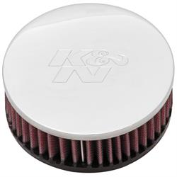K&N RC-0920 Performance Air Filters, 2in Tall, Round