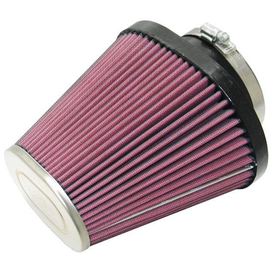 K&N RC-1677 Powersports Air Filter, 6.75in Tall, Oval Tapered