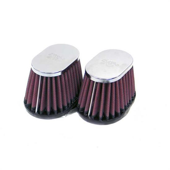 K&N RC-1822 Powersports Air Filter, Ducati 500-600, Kawasaki 250