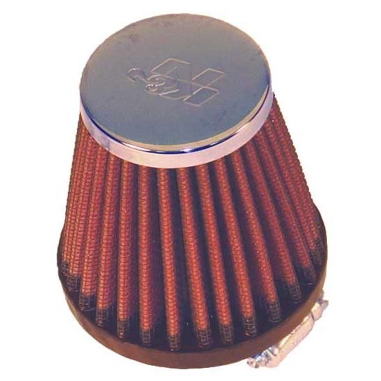 K&N RC-2310 Performance Air Filters, 3in Tall, Round Tapered