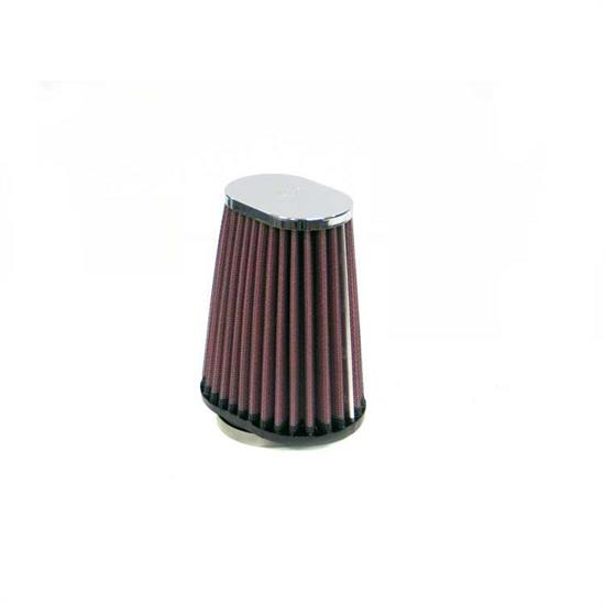 K&N RC-2770 Performance Air Filters, 5in Tall, Oval Straight