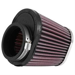 K&N RC-2890 Performance Air Filters, 4in Tall, Oval Straight