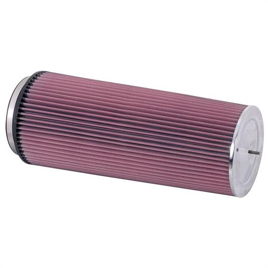 K&N RC-3070 Performance Air Filters, 18in Tall, Round Tapered