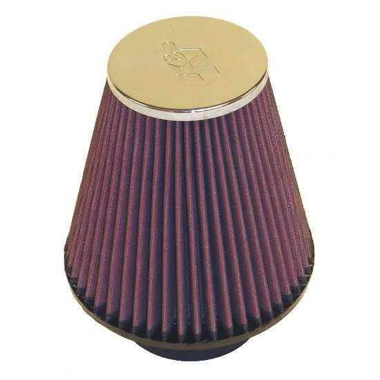 K&N RC-4290 Performance Air Filters, 6in Tall, Round Tapered