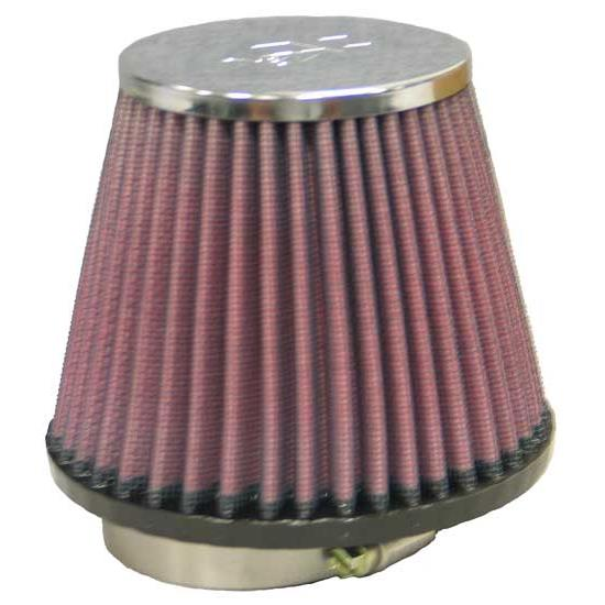 K&N RC-4490 Performance Air Filters, 4.313in Tall, Round Tapered