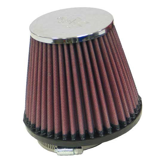 K&N RC-4570 Performance Air Filters, 4.438in Tall, Round Tapered