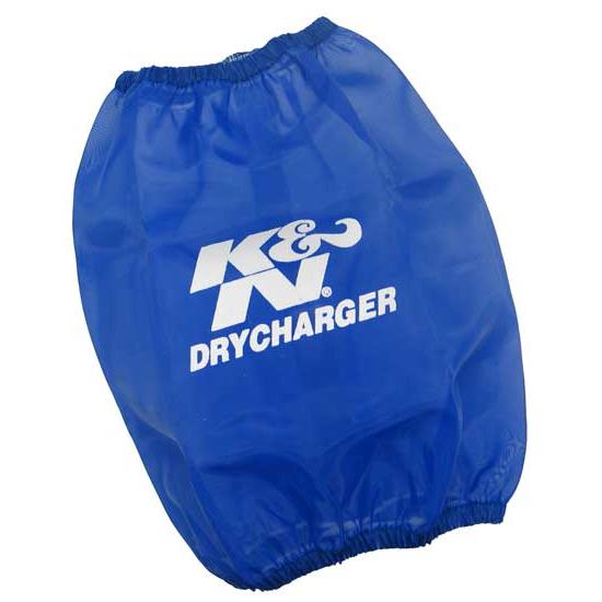 K&N RC-4650DL DryCharger Air Filter Wrap, 6in Tall, Blue