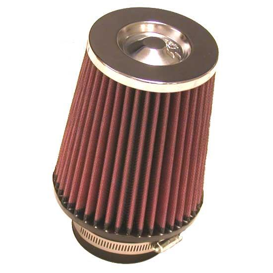 K&N RC-4650 Performance Air Filters, 6in Tall, Round Tapered