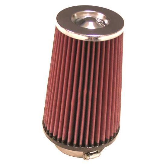 K&N RC-4690 Performance Air Filters, 7.875in Tall, Round Tapered