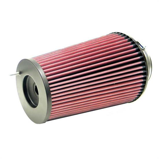 K&N RC-4780 Air Filter, 9.5in Tall, Round Tapered