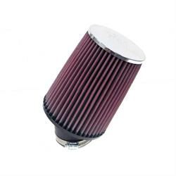 K&N RC-4790 Performance Air Filters, 7in Tall, Round Tapered
