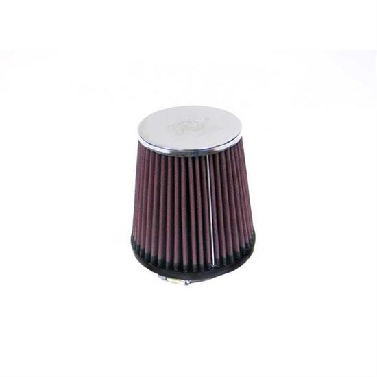 K&N RC-4890 Performance Air Filters, 4.75in Tall, Round Tapered