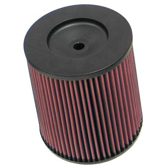 K&N RC-4900 Air Filter, 7.875in Tall, Round Tapered