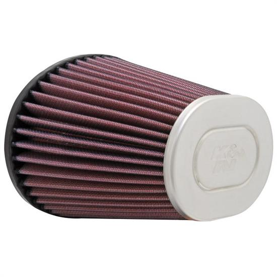 K&N RC-5000 Performance Air Filters, 5.625in Tall, Oval Straight