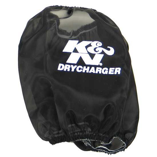 K&N RC-5040DK DryCharger Air Filter Wrap, 5.5in Tall, Black