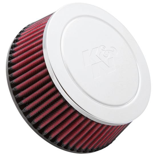 K&N RC-5049 Lifetime Performance Air Filter, 2.563in Tall, Round Taper