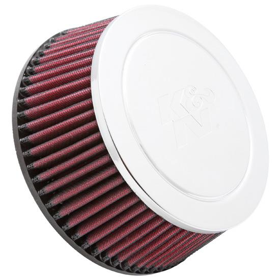 K&N RC-5054 Lifetime Performance Air Filter, 2.563in Tall, Round Taper