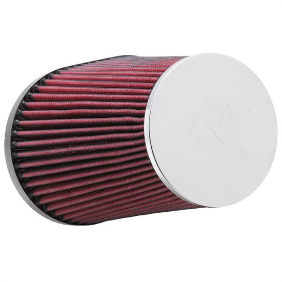 K&N RC-5055 Lifetime Performance Air Filter, 6.875 Tall, Oval Tapered