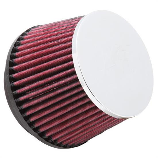 K&N RC-5057 Lifetime Performance Air Filter, 3.625in Tall, Round Taper
