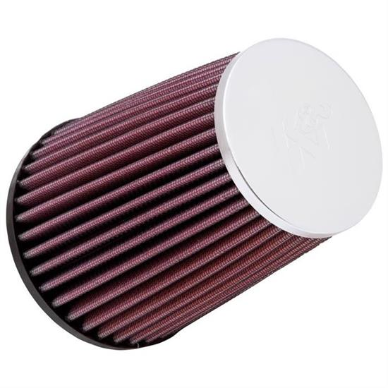 K&N RC-5062XD Performance Air Filters, 6in Tall, Round Tapered