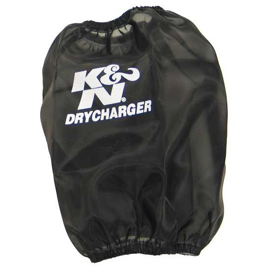 K&N RC-5100DK DryCharger Air Filter Wrap, 7in Tall, Black