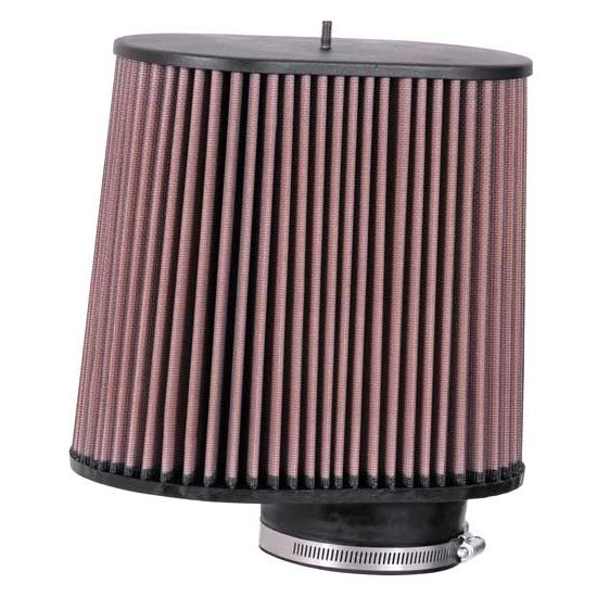 K&N RC-5102 Air Filter, 8.938in Tall, Oval Straight